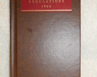 Naval Regulation of 1802