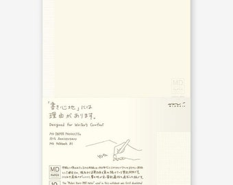 Midori MD Notebook - 10th Anniversary Edition - A5 - Dot Grid