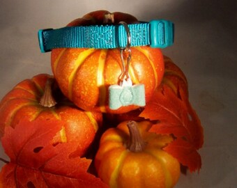AQUA Cat Anti Anxiety Calming Aroma Therapy Collar Charm by Sniffers