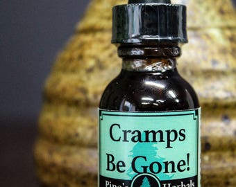 Cramps Be Gone! tincture