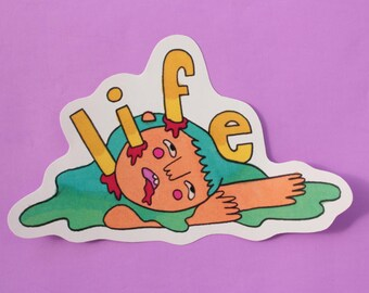 Life - Sticker