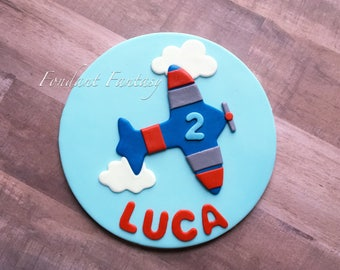 Airplane cake Etsy