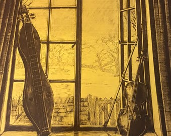 Frosty Morning holly Tannen & pete cooper lp 1979