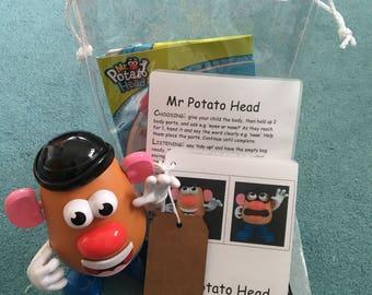 Brand New Mr Potato Head Language Builder