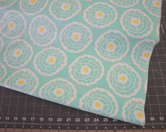 Girl About Town Mint Pat Bravo Essentials by Art Gallery Fabrics