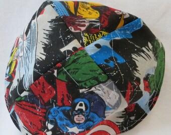 Marvel Avengers  + Wolverine Kippah / Yarmulke