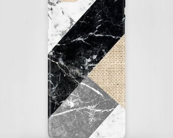 Mobile phone case Marble mix