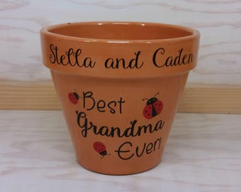 Flower pot - Terracotta