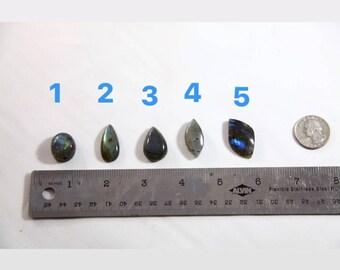 Custom Labradorite Ring, Made To Order Any Size