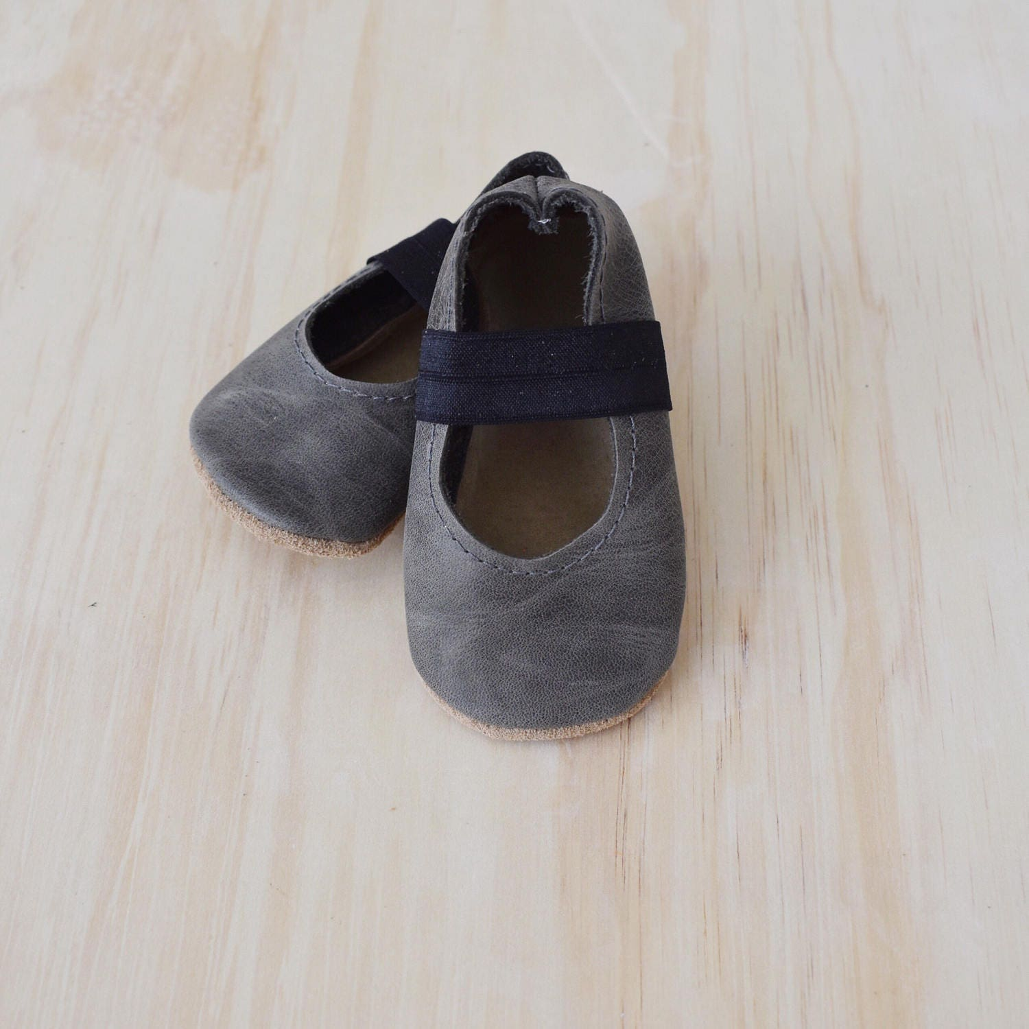 c317ecffd95 ... soft soled shoes   baby shoes   moccs   baby moccasins   weathered  slate. gallery photo ...