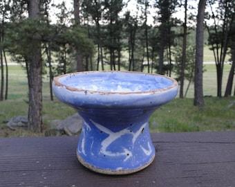Ceramic Bowl / Handmade Bowl / Vintage Pottery Dish / Pottery Dish / Ceramic Decor