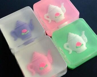 Teapot Soap