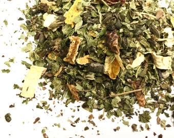 Tuscan Dawn Green Tea Blend