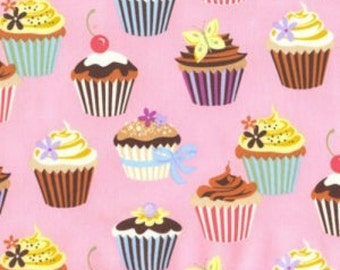 Novelty Cotton Fabric Cupcakes - SUPER SALE *