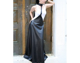 Uni-Strap Overall Dress