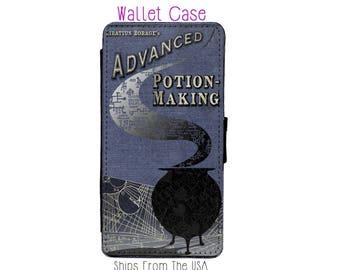iphone 5 wallet case , iphone 5s wallet case , iphone SE wallet case , iphone 5 case , iphone 5s case , iphone SE case - Harry Potter