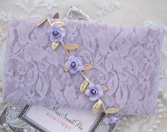 Lavender Stretch Lace Swaddle Wrap AND/OR Matching Flower Headband, bebe foto,  photograph, newborn, paper flower halo by Lil Miss Sweet Pea
