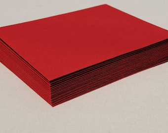 20 Red Envelopes - A2 Size