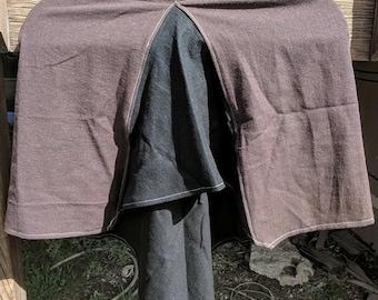 Short Front Long Back Hood