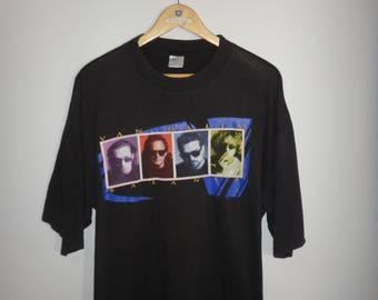 Vintage Van Halen Balance 1990s 1995 Glam Rock Metal TShirt