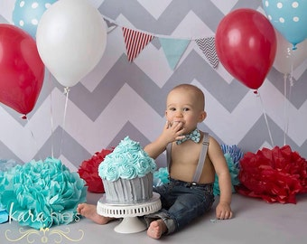 Cake Smash Outfit Boy, Boys Bow Tie And Suspenders, Boys First Birthday Outfit, Boys Bow Tie, Boy Cake Smash, Boy Baby Shower, Boy Suspender