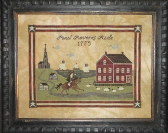 Paul Revere's Ride (Hard-copy)