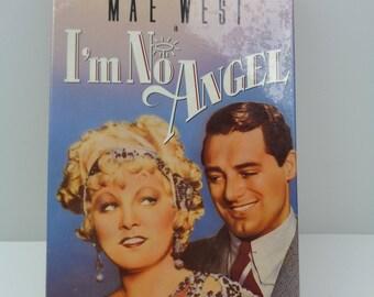 I'm no Angel VHS Tape