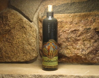 Beameister Vintage Stoneware Wine Bottle