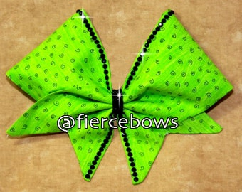 Jelly Beans Hand Sewn Bow