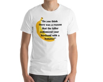 Law and Order SVU T-Shirt Unisex Funny Olivia Benson Quote