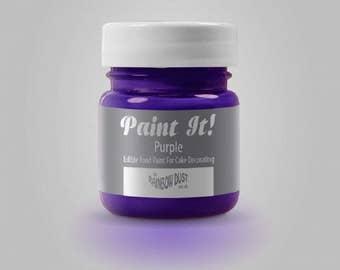 "Painting ""Paint It"" Rainbow Dust - Violet - 25ml"