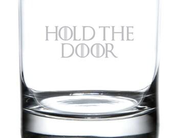Hold The Door - Game of Thrones Tribute Drinkware