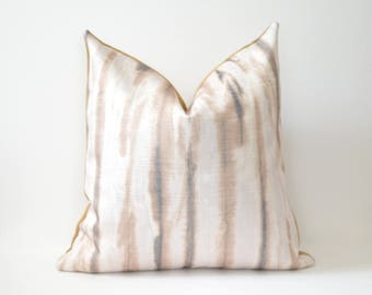 Camel Mist Pillow Cover