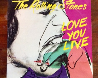 The Rolling Stones- Love You Live