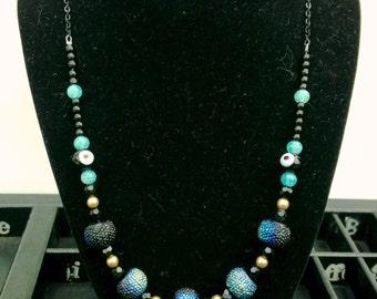 Midnight Sparkle Necklace