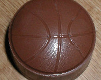 Basketball Cookie Embed Chocolate Mold