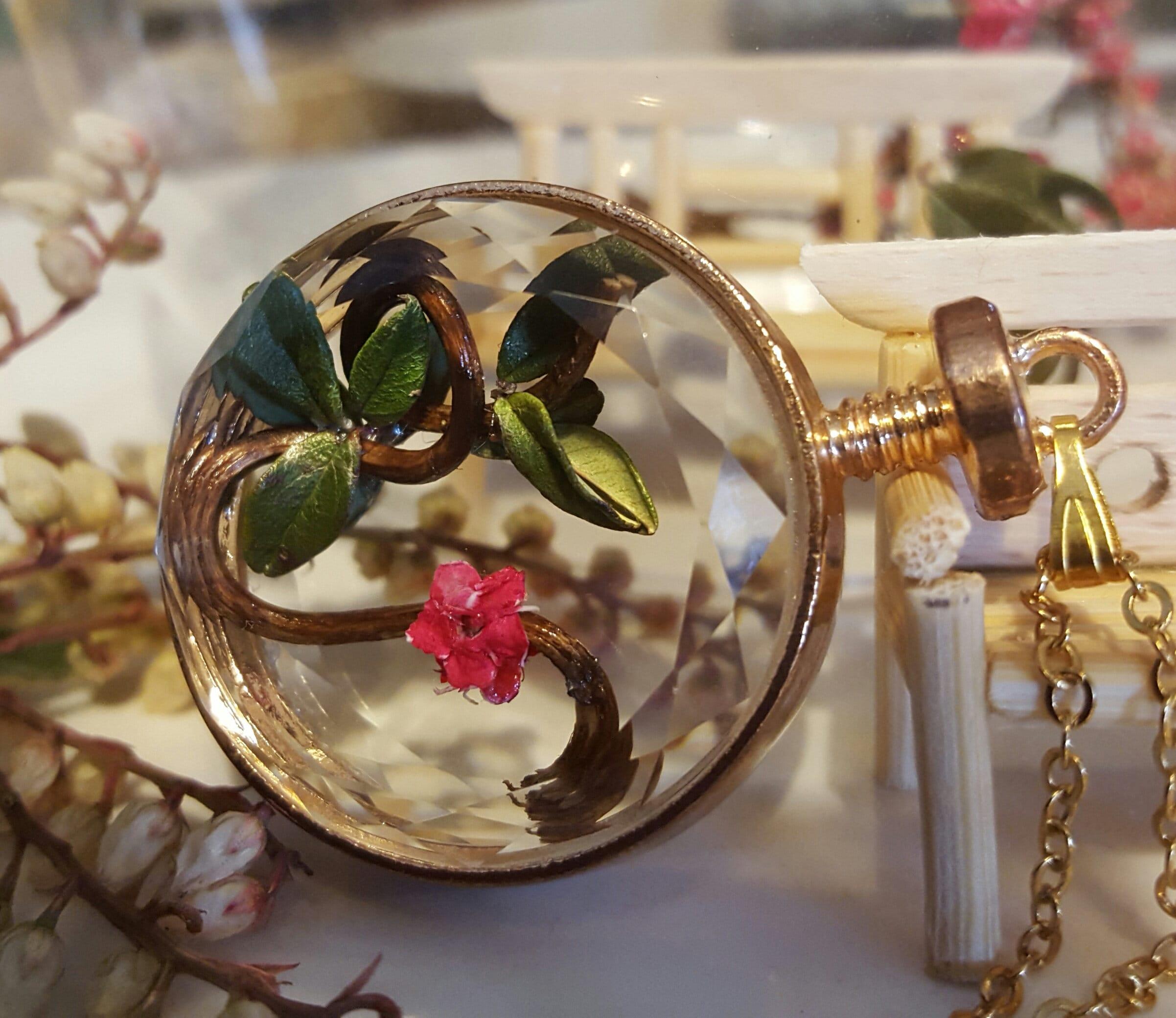 miniature zen garden pendantzen garden terrariumJapanese
