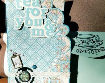 Tea Lover's Card