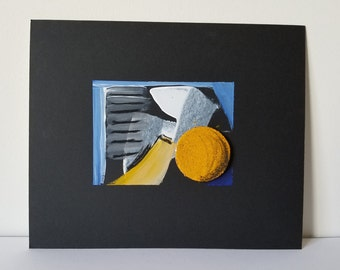 "Mixed Media Painting ""Texture 9"""