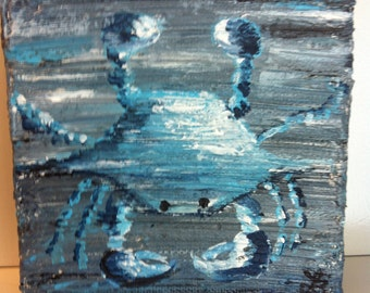 Ponchartrain Blue Crab 4x4