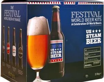 Festival Premium Ale Beer Kit US Steam Beer