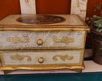 Florentine Jewel Box
