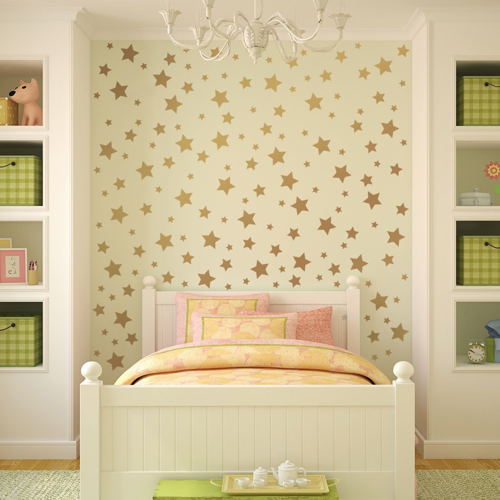 Delighted Wall Decor Stars Ideas - The Wall Art Decorations ...
