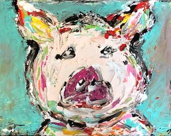Perky Pig