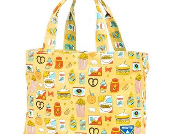 Vintage Treat Perfect Tote