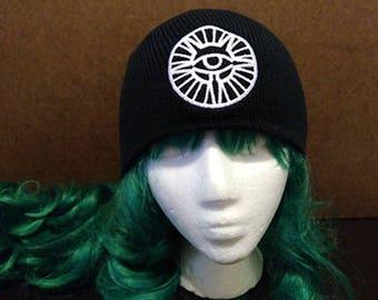 Skyrim Inspired College of Winterhold beanie skull cap