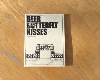 Beer and Butterfly Kisses - Minicomic