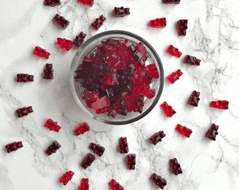 Red Wine Gummy Bears