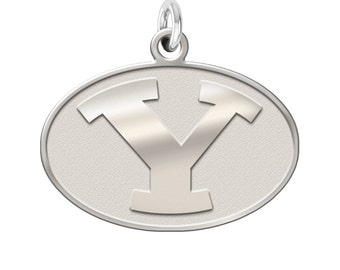 Brigham Young BYU Cougars Charms | Sterling Silver | 14KT Gold | Several Styles and Sizes | Officially Licensed