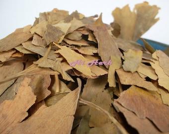 50 Grams Ginkgo Dried Herb Leaf Biloba Leaves Organic Pure Powder Tea Drinking